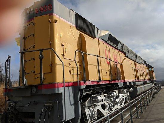 Kenefick Park: Engine #1