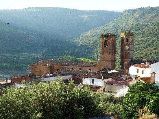 Estamos en Alcaraz (Albacete)