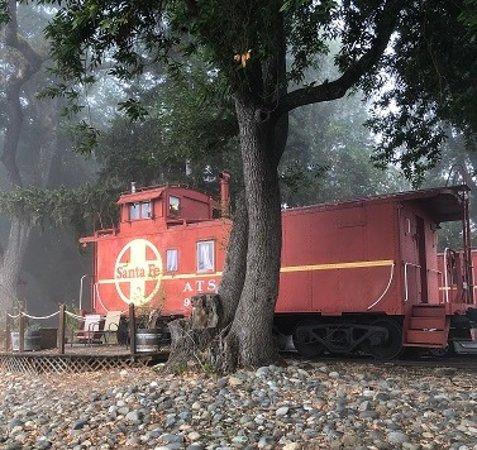 Nice, Kalifornie: Orient Express w/ View Deck