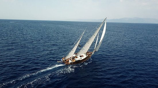 Eclipse Sailing Yacht