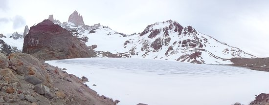 Beautiful at the summit!