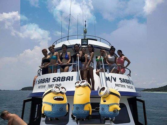 Sabai Sabai Cruising & Fishing Tours