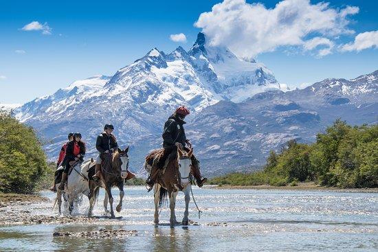Patagonia a caballo