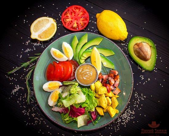 Салат від Боба Кобба