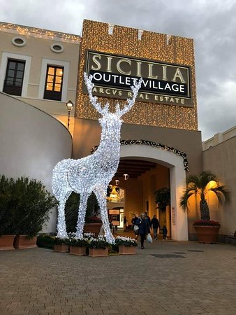 Sicilia Outlet Village (Agira) - 2019 All You Need to Know