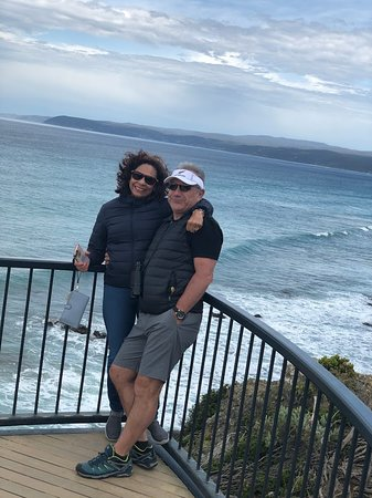 Private Combo Melbourne and Great Ocean Road Tours: Cape Otway Lightstation Lila & Paco