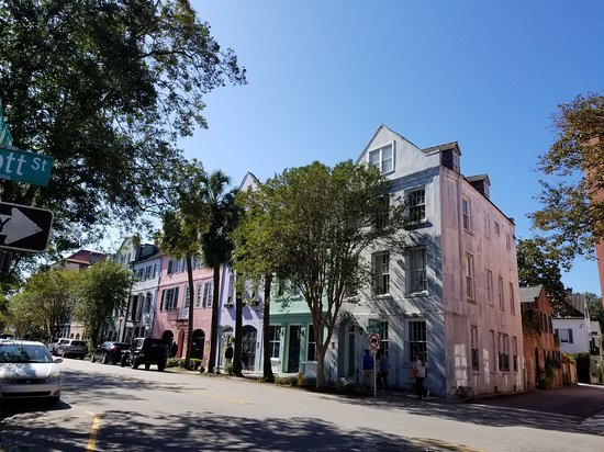 Rainbow Row Charleston All You Need To Know Before You