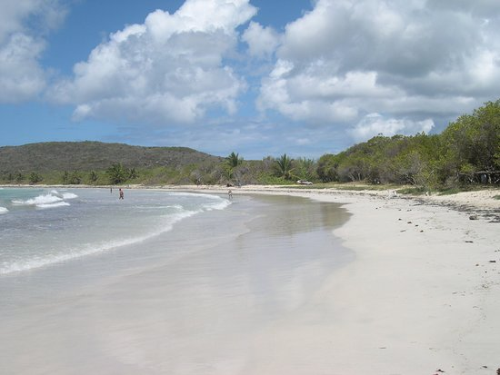 Souvenirs de Martinique --- Petite Saline déserte