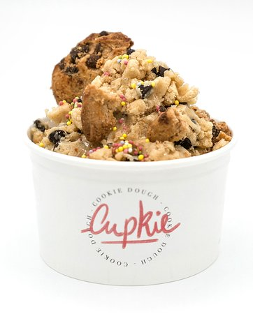 Cupkie - Cookie Dough in Paris
