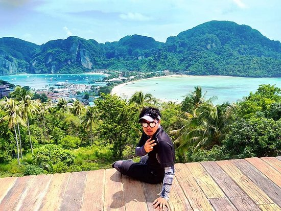 Phi Phi Island Boat Tours: Phi Phi Island Viewppiont