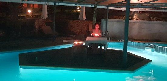 Kottarakkara, Индия: Ayurmithra eco wellness resort special dinner