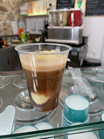 Ice cream Coffee anyone?