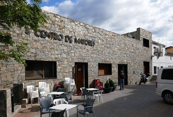 Restaurante Cofrentes, exteriör #2