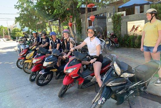 Hoi An Sunrise Motorbike  Tour