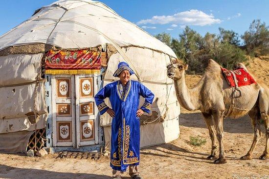 Yurt Camp Aidar