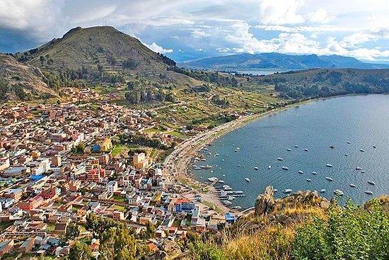 Excursión privada: lago Titicaca...