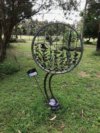 Laurie Collins Sculpture Garden