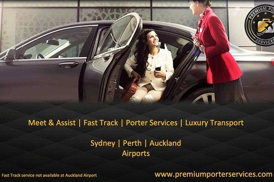 Premium Porter Services