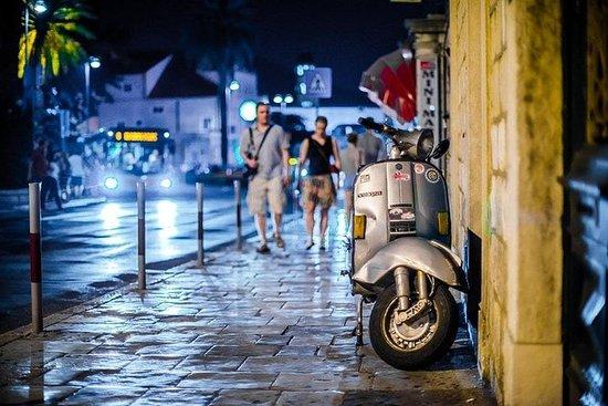 Vespa Tour con autista Rome By Night 3