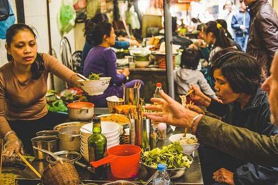 Hanoi authentic culinary tour
