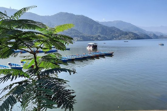 Explore 8 Lakes in Pokhara 사진