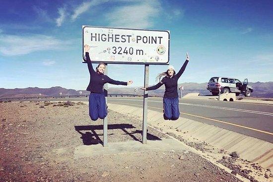 来自德班的Epic Sani Pass和莱索托之旅