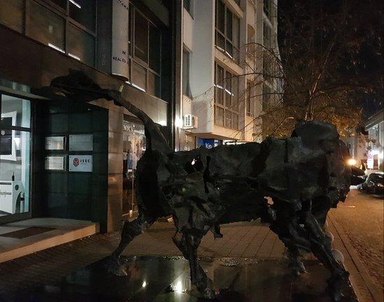 The Bull Statue