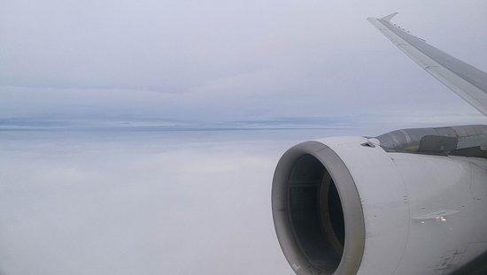 Finnair: Descending to Stockholm