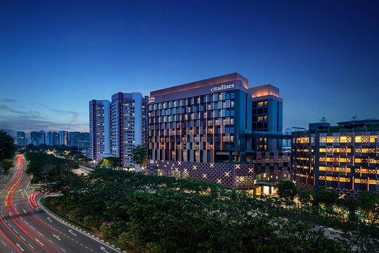 Citadines Rochor Singapore 94 1 1 8 Updated 2020 Prices Hotel Reviews Tripadvisor