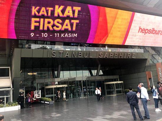 איסטנבול, טורקיה: Entrance