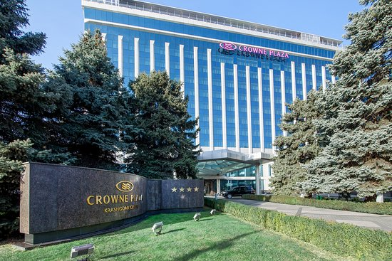Crowne Plaza Krasnodar Centre Updated 2020 Prices Hotel Reviews And Photos Russia Tripadvisor