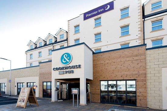 Premier Inn Bridlington Seafront hotel exterior