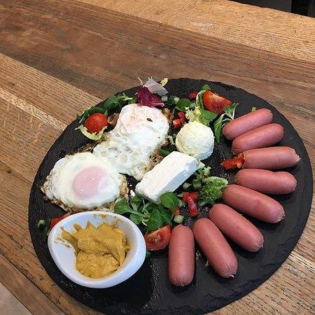 Coctail breakfast