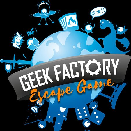 Geek Factory - Escape Game