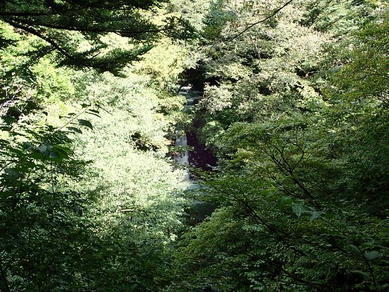 Oizumi Waterfall