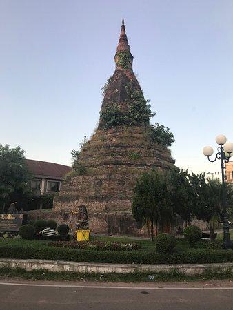 Vientiane, Laos: at the sundowner