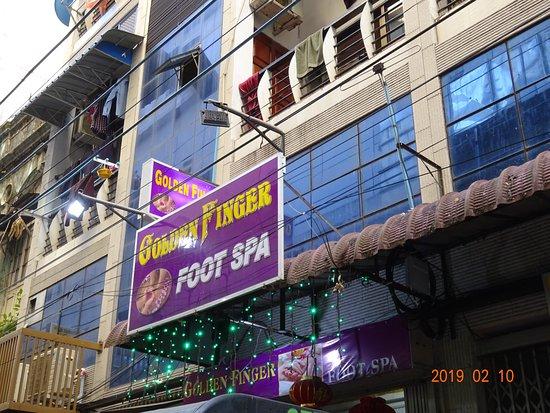 Golden Finger Foot Spa
