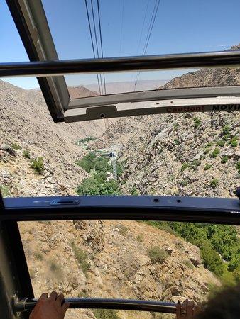 Entrée au tramway aérien de Palm Springs : Excellent ! ٩◔‿◔۶