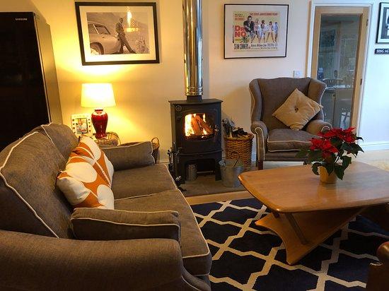 Kibworth Harcourt, UK: A warm welcome awaits
