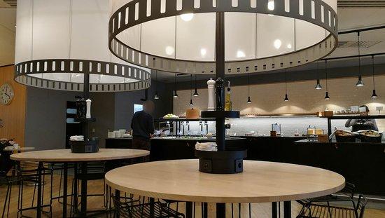 SAS Lounge at Arlanda Terminal 5