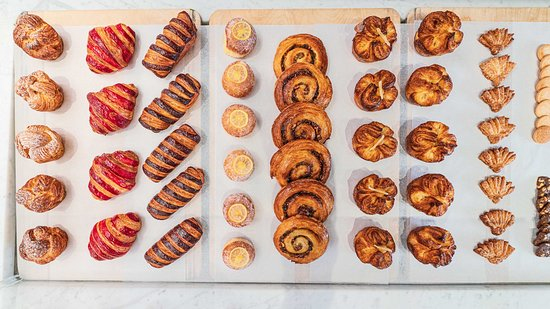 Choose your favorite French Pastry! - Picture of Patisserie Chanson, New York City - Tripadvisor