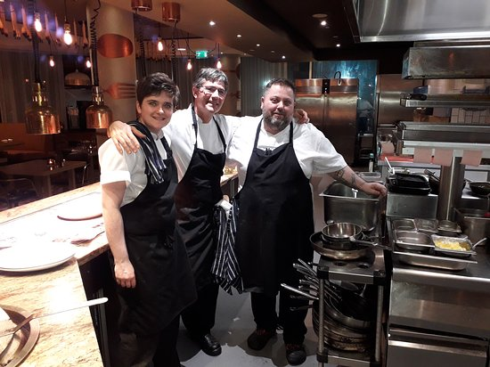 Chefs - Great Food!