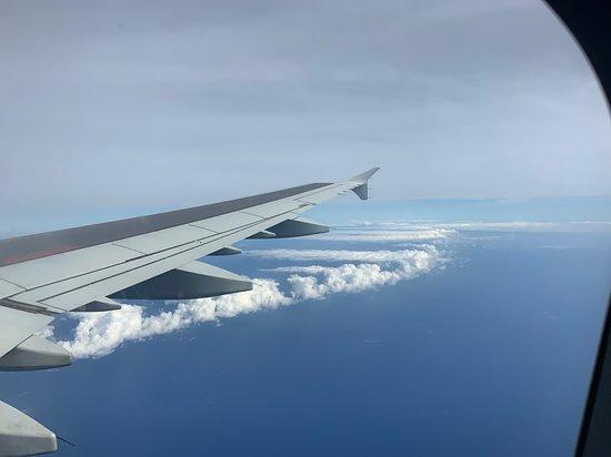 Air Transat: Au dessus de l'océan .