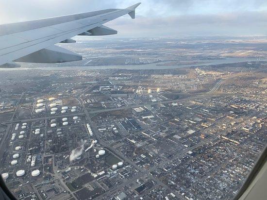 Air Transat: Arrivée à UYL Montréal