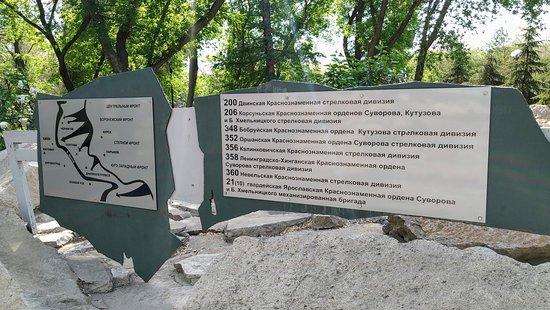 Мемориальный комплекс-музей Салют, Победа!, Оренбург.