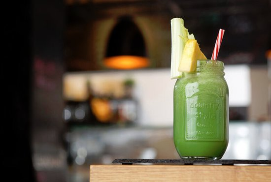 50 Shades of Green - Smoothie