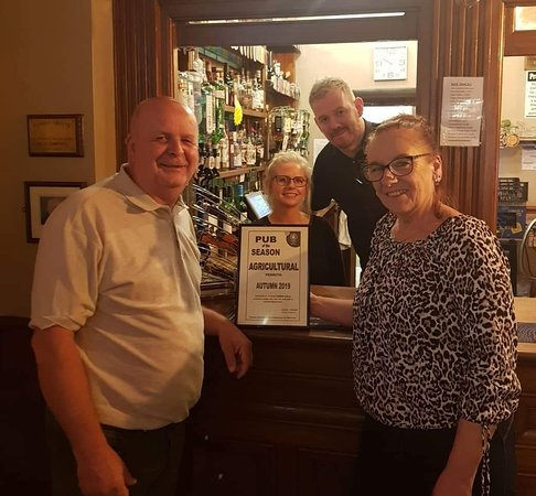 Small family run business - winners of CAMRA Summer Pub Of The Season 2019
