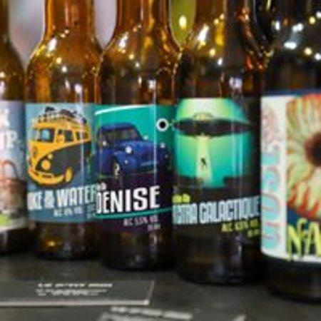 Une sélection de bière