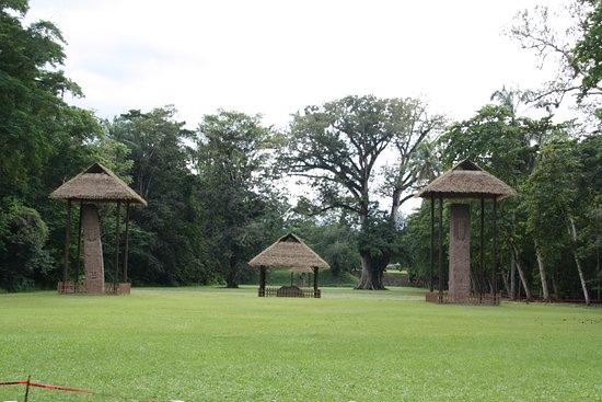 Site archéologique de Quirigua