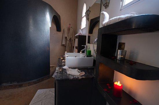 Salle de bain Casablanca